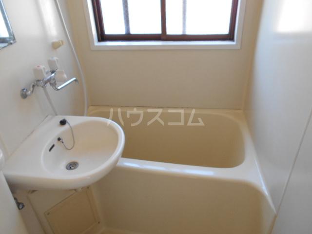 クレイドル 3号室の風呂