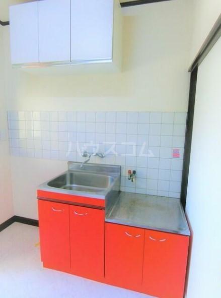 エスポワール高井戸 102号室のキッチン