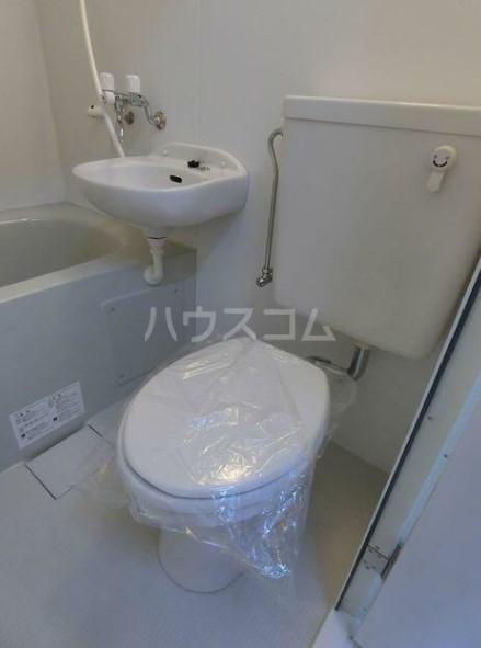 エスポワール高井戸 102号室のトイレ