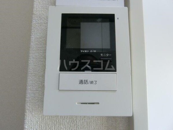 エスポワール高井戸 102号室のセキュリティ