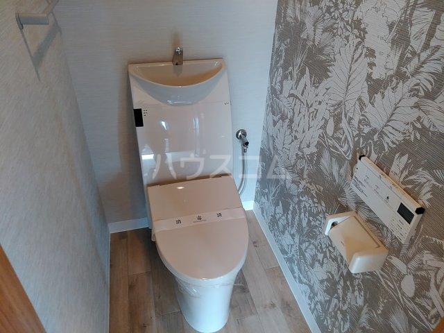 シャトー阿佐ヶ谷 301号室のトイレ