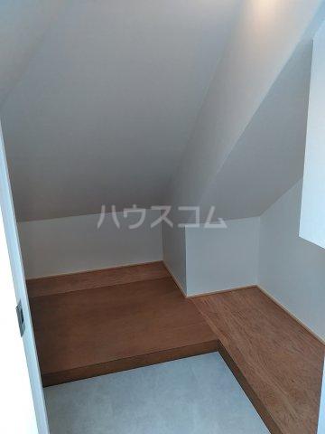 シャトー阿佐ヶ谷 301号室の収納
