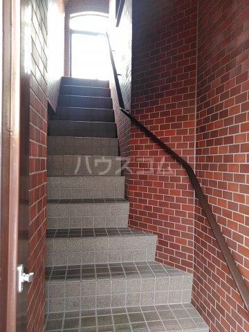 シャトー阿佐ヶ谷 301号室の玄関