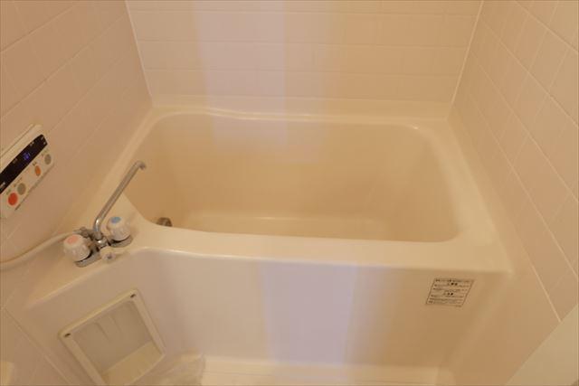 安武マンション城北 503号室の風呂