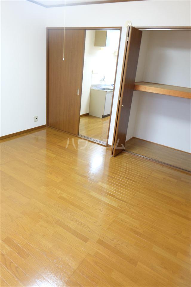 さくら館21 205号室の居室