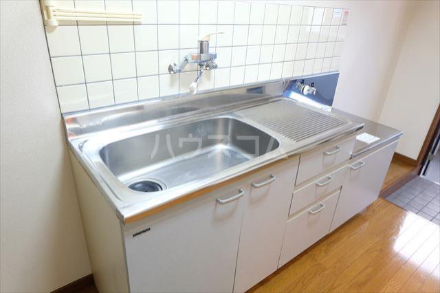 さくら館21 205号室の風呂