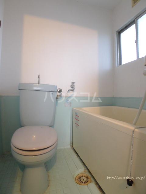 コーポ中村Ⅱ 208号室のトイレ