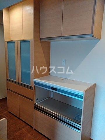 グランテージ東宿郷 202号室の設備
