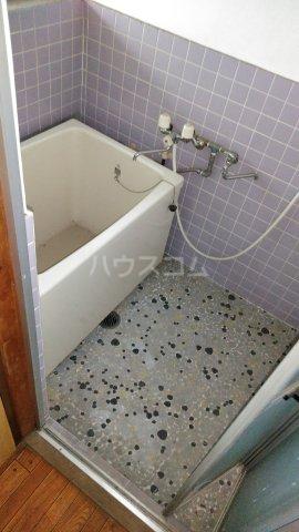青葉荘 202号室の風呂