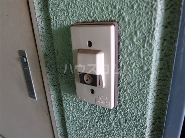 メゾンドココ 303号室のセキュリティ