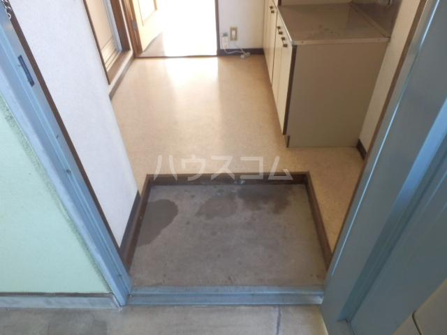 メゾンドココ 303号室の玄関