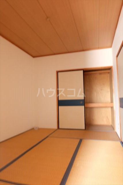 朝日コーポ 302号室の居室