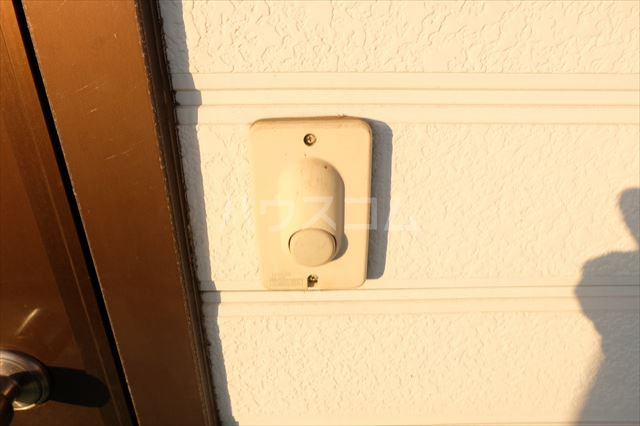 チェリーハイツ 203号室のセキュリティ