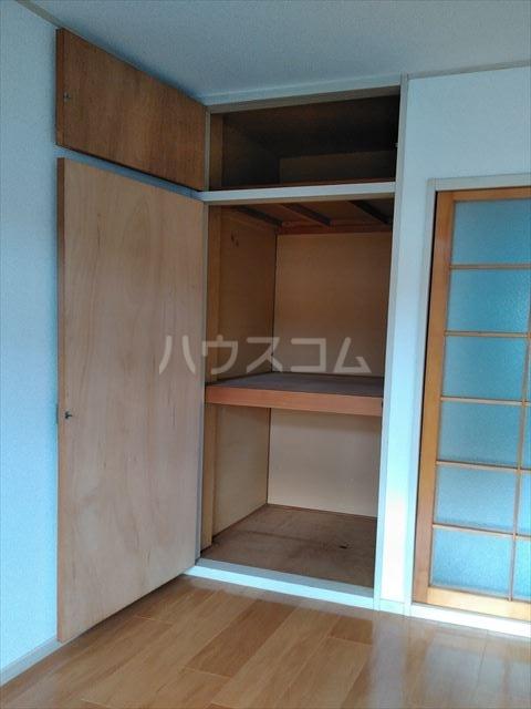 エルディム江曽島 01010号室の収納