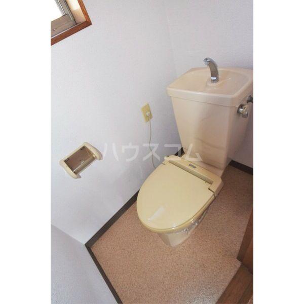 ガーデンハイツ竹内 101号室のトイレ