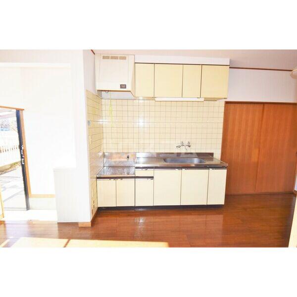 ガーデンハイツ竹内 101号室のキッチン
