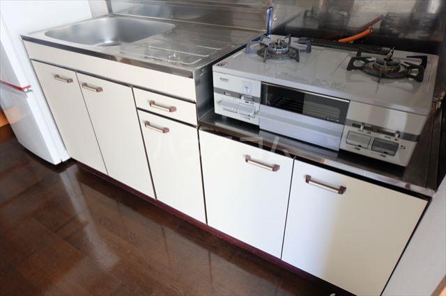 コーポ・テスコⅠ 201号室のキッチン