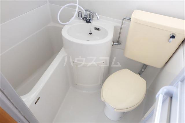 コーポ・テスコⅠ 201号室の風呂