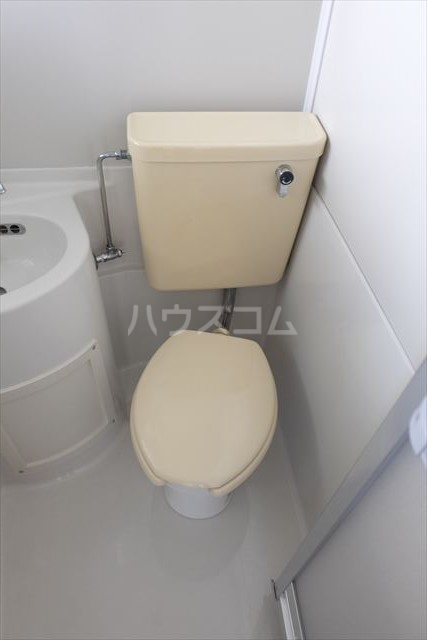 コーポ・テスコⅠ 201号室のトイレ