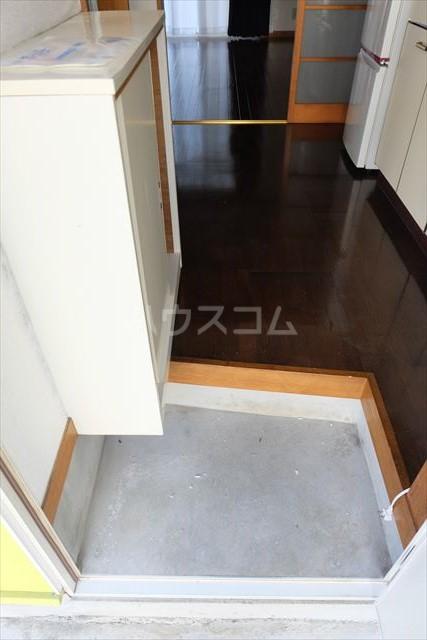 コーポ・テスコⅠ 201号室の玄関