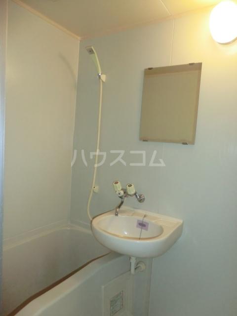 サンシティジュン 205号室の風呂