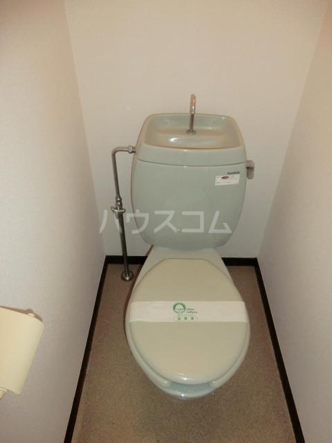 サンシティジュン 205号室のトイレ