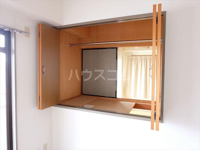 森山ハイツ 302号室の収納