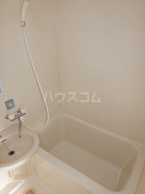 森山ハイツ 302号室の風呂