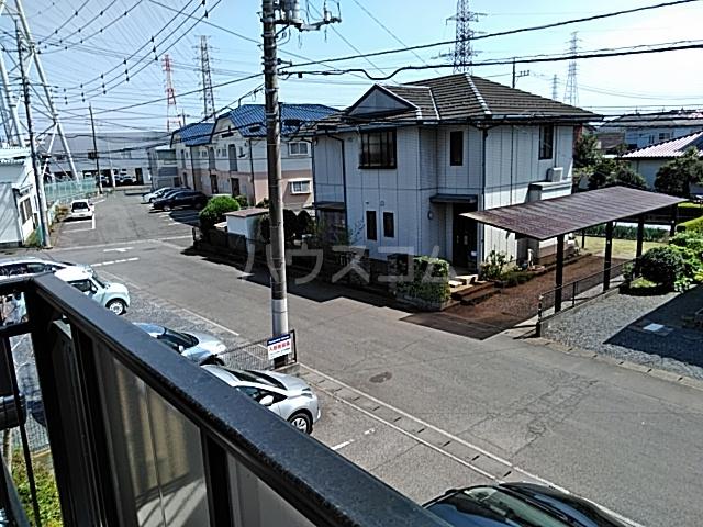 サンライフ東菓 202号室の景色