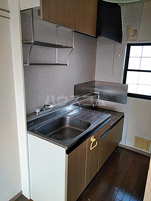 サンライフ東菓 202号室のキッチン