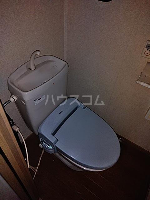 サンライフ東菓 202号室のトイレ