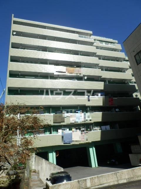 セントラルグリーンマンション 302号室の外観