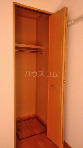 グランドールK Ⅱ 102号室の収納