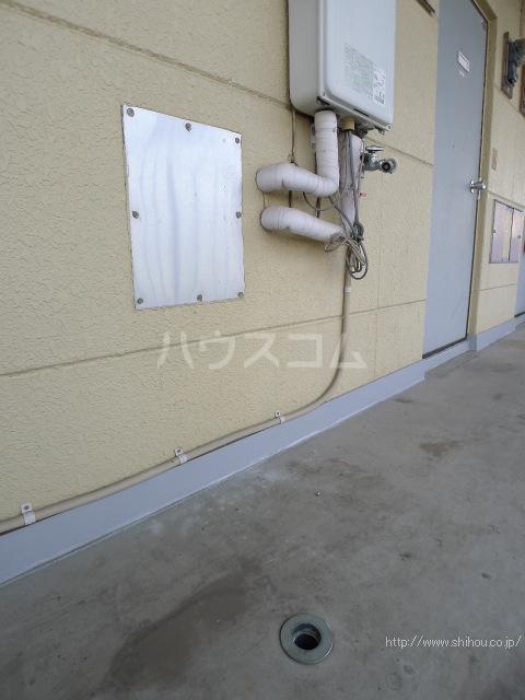 コーポ中村Ⅰ 303号室のバルコニー