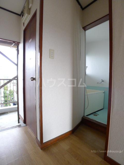 コーポ中村Ⅰ 303号室のトイレ