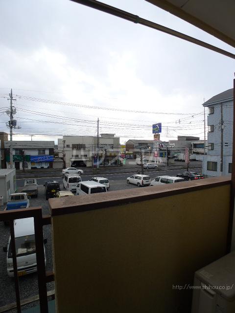 コーポ中村Ⅱ 210号室の景色