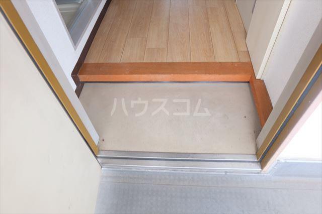 サンライズハイム 301号室の玄関