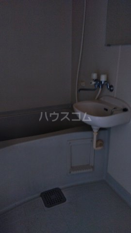 コーポクリーブランド 101号室の洗面所