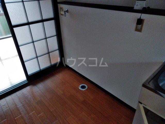 たかねハウス 202号室の収納