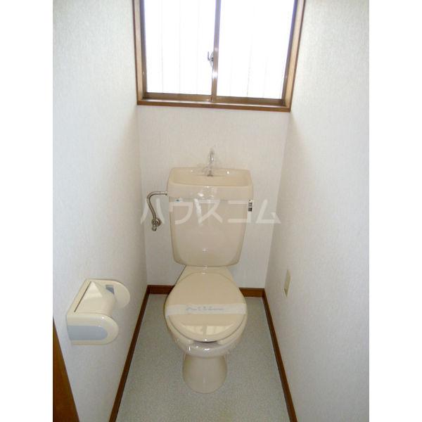 コーポうずまき 201号室のトイレ