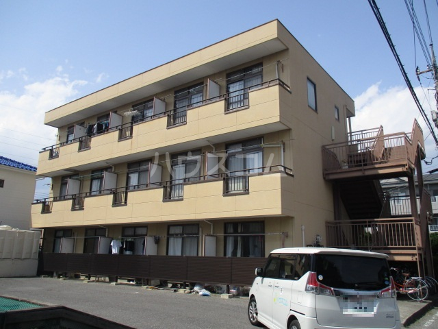 コーポ中村Ⅲ 313号室の外観