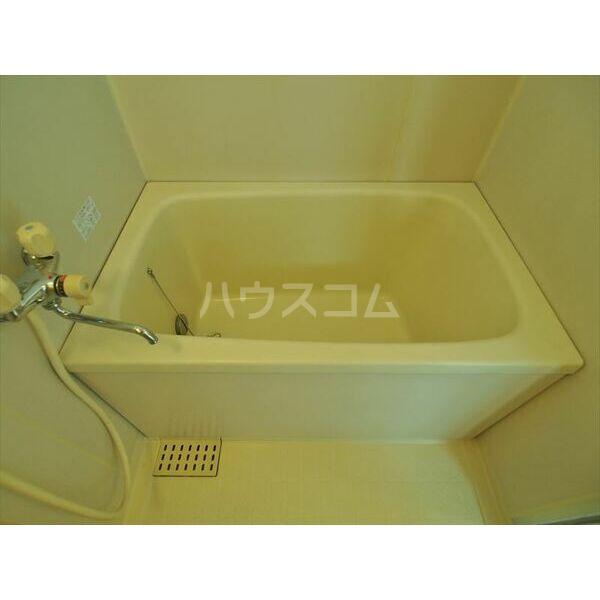 セジュールキクチB 205号室の風呂