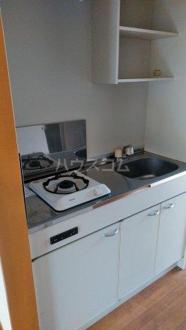 グランドールK Ⅰ 101号室のキッチン