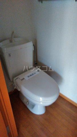 グランドールK Ⅰ 101号室のトイレ