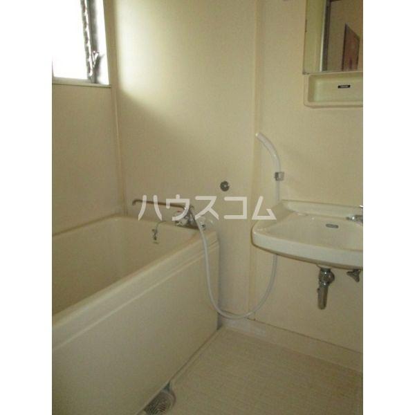 清明ハイツ 105号室の洗面所