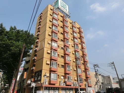上北沢グリーンコーポ 305号室の外観