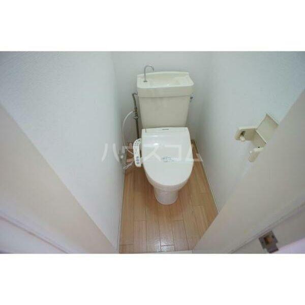 メゾン・フローラ 202号室のトイレ