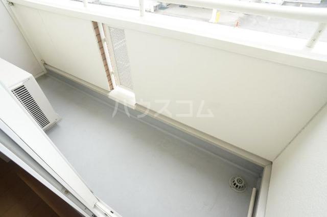 デスパシオ A 02030号室のバルコニー