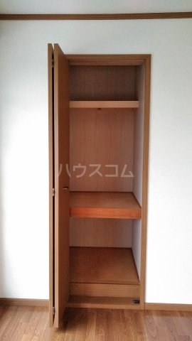 ピュアハウスⅡ 02040号室の収納