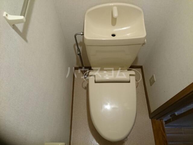 ピュアハウスⅡ 02040号室のトイレ